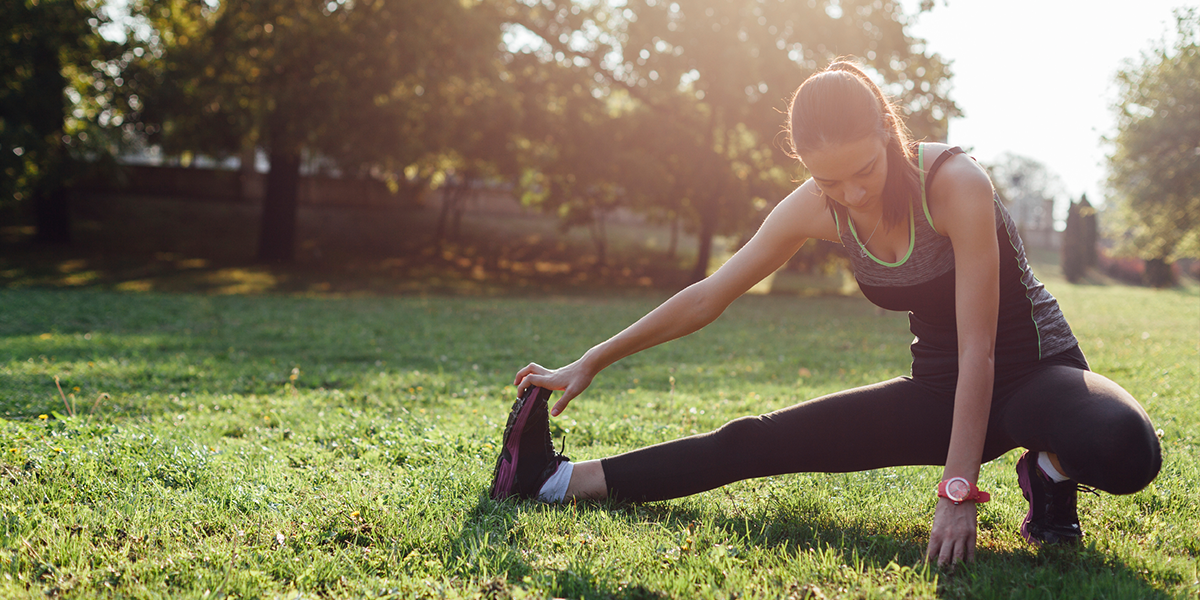 Plant the Seeds for a Workout Routine that Will Carry You Through the Summer