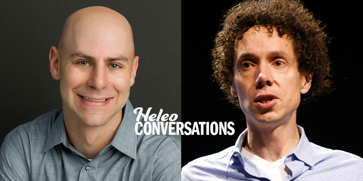Adam Grant and Malcolm Gladwell on What It Means to Be Original