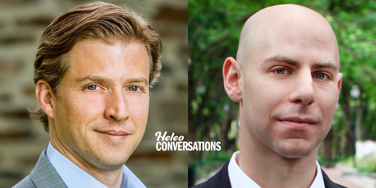 """Adam Grant and Alec Ross Discuss """"Givers"""" and """"Takers"""" in Politics"""