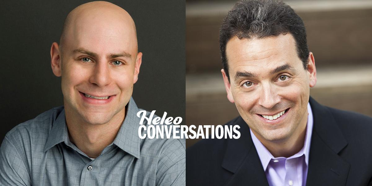 Adam Grant and Dan Pink on Originality, Tiger Moms, and the Benefits of Procrastination
