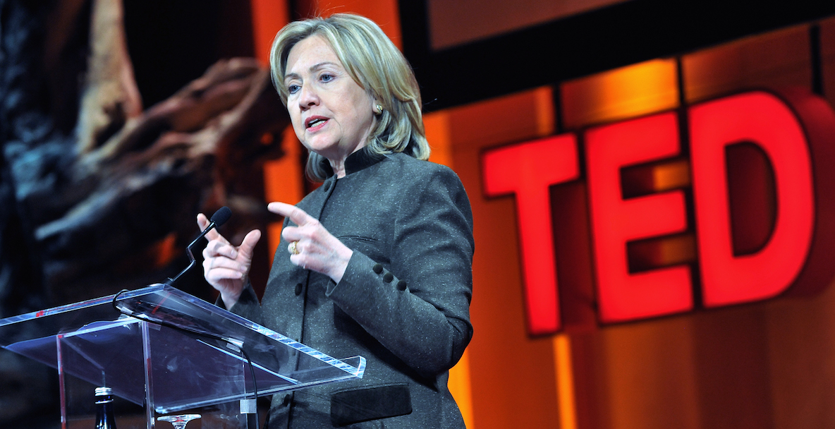 Campaign Advice for Hillary Clinton from the World's Most Famous Introvert